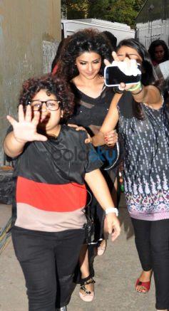 Prachi Desai at Jhalak Dikhhla Jaa 7 Show