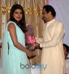 Priyanka Chopra Inaugurates Lieutenant Colonel Dr. Ashok Chopra Marg
