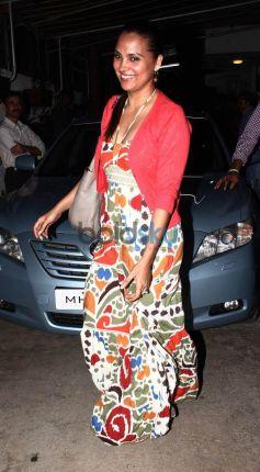 Riteish Deshmukh hosted a screening of Ek Villain