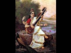 Saraswati The Goddess Who Hid Herself From Creator