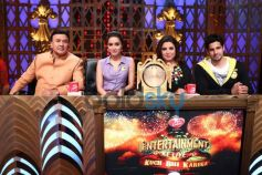 Shraddha Kapoor and Sidharth Malhotra on EKLKBK