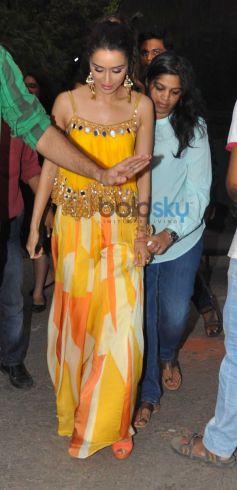 Shraddha Kapoor stuns at Jhalak Dikhhla Jaa 7 Show