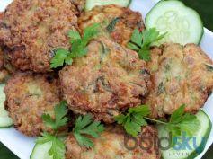 Spicy Dhaniya Vada Recipe