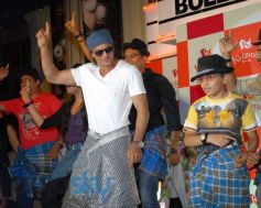 SRK during Fathers Day Celebration
