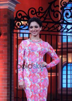Tamannaah Bhatia at Humshakals Promotion