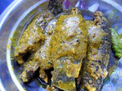 Tel Koi Bengali Recipe