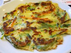 Vegetable Pancake Recipe