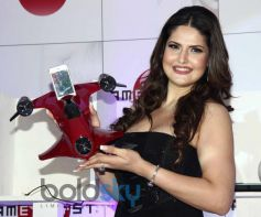 Zarine Khan Launches New Line Of Electronics