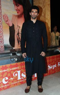 Aditya Roy Kapur during Trailor Launch of Daawat E Ishq
