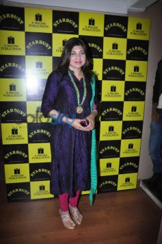 Alka Yagnik at Stardust London Concert