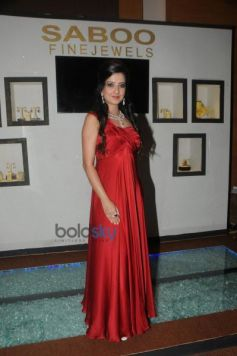 Amy Billimoria stuns at IIJW 2014