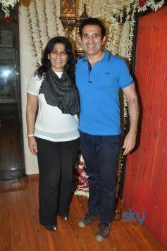 Archana Puran Singh & Parmeet Sethi