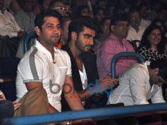 Arjun Kapoor at Shiamak Davar's Show Selcouth