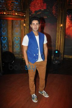 Armaan Jain Seth stuns during Promotion