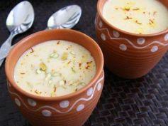 Basundi Special Sweet Recipe For Eid