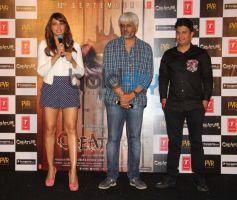 Bipasha Basu during Press Meet of Film Creature