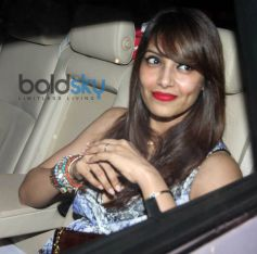 Bipasha Basu Snapped at nido