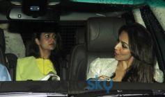 Bollywood Celebs at Kick Screening