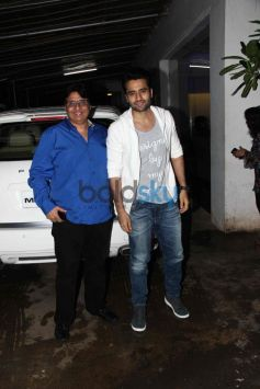Celebs at special screening of Lai Bhaari