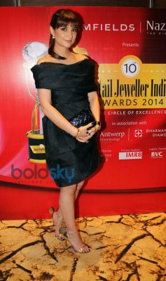 Celebs stuns at 10th Retail Jeweller India Awards 2014