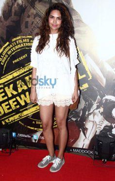 Celebs stuns at Lekar Hum Deewana Dil Grand Premiere