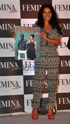 Celebs stuns at new Femina Issue My Body My Rules Unveil