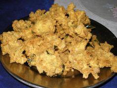 Chicken Onion Pakora