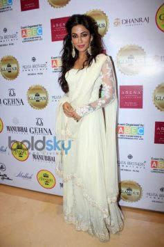 Chitrangada Singh stuns at Glamour North Mumbai 2014