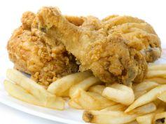 Crispy Batter Fried Chicken