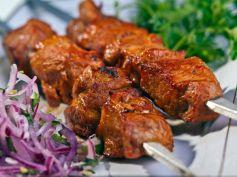 Crispy Fish Kebab