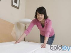 Doing The Bed