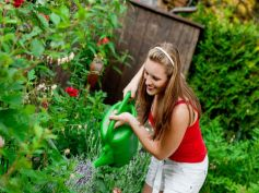 Don't Forget Gardening