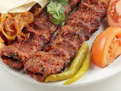 Grilled Kebabs Eat