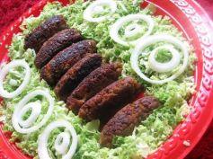 Grilled Keema Kebab