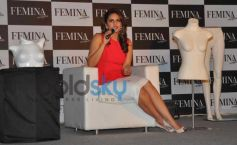 Huma Qureshi stuns at new Femina Issue My Body My Rules Unveil