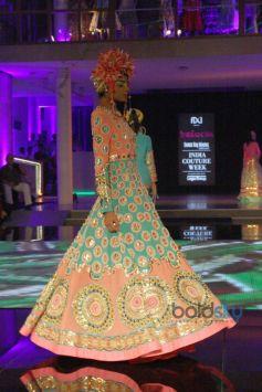 ICW 2014 Manish Arora Show