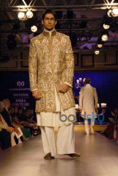 ICW 2014 Manish Malhotra Show