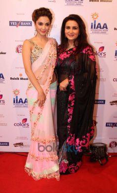 Kiara Advani and Poonam Dhillon