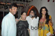 Javed Jaffrey, Habiba, Prahlad Kakkar, Pooja Bedi