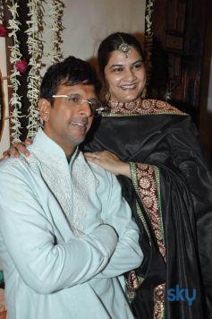 Javed Jaffrey & Habiba