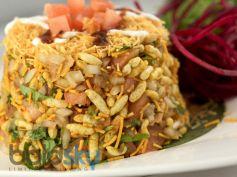 Jhal Muri Kolkata Special Snack Recipe