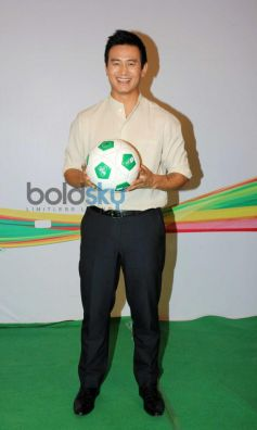 Bhaichung Bhutia at India's Biggest Football Hangout