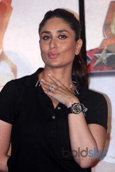 Kareena Kapoor stuns at Singham Returns Trailor Launch