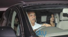 Katrina Kaif snapped at Karan Johar House