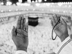 Prayer At Dusk