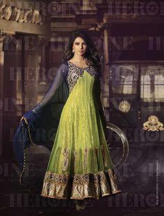 Priyanka Chopra stuns in new HEROINE Brand Dress