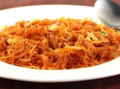 Qimami Seviyan Lucknowi Ramzan Recipe