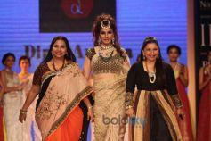 Raveena Tandon stuns at IIJW 2014 Dipti Amisha Show