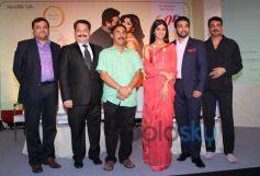 Shilpa Shetty Kundra and Raj Kundra at Goa Wedding Festival Press Meet
