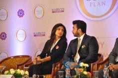 Shilpa Shetty stuns at Launch of Mera Gold Plan of Satyug Gold